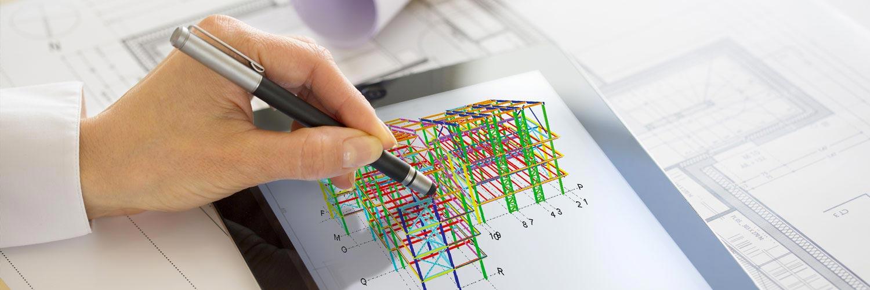 Costruzioni metalliche carpenterie costruzioni in acciaio - sistema integrato 01