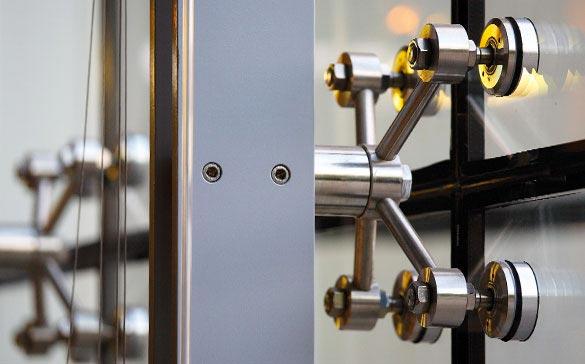 Costruzioni metalliche carpenterie costruzioni in acciaio - dettaglio 2