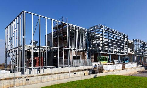 Costruzioni metalliche costruzioni in acciaio - carpenterie metalliche 02
