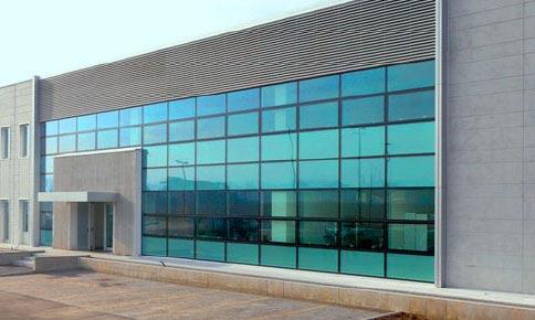 Costruzioni metalliche costruzioni in acciaio - facciate continue e rivestimenti esterni facciate