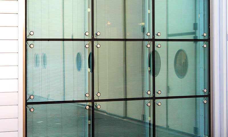 Costruzioni metalliche costruzioni architettoniche in acciaio - architettura interna