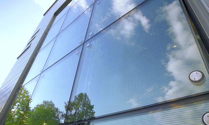 Costruzioni metalliche costruzioni architettoniche in acciaio - ventuno