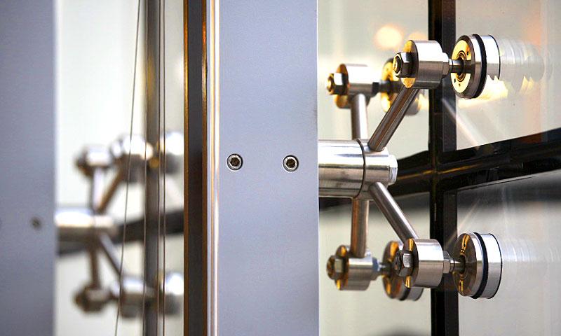 Costruzioni metalliche costruzioni architettoniche in acciaio - ventinove