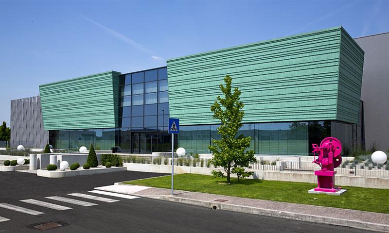 Costruzioni metalliche costruzioni architettoniche in acciaio - quarantaquattro