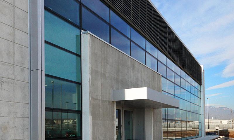 Costruzioni metalliche costruzioni architettoniche in acciaio - trentacinque