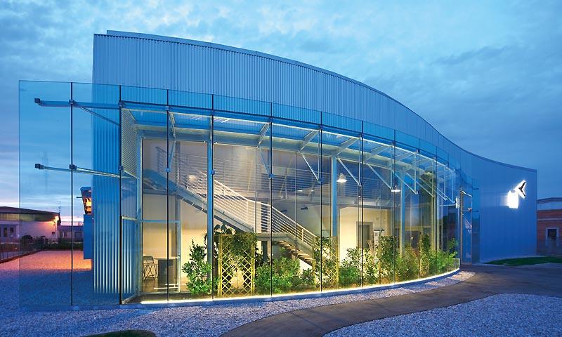 Costruzioni metalliche costruzioni architettoniche in acciaio - due