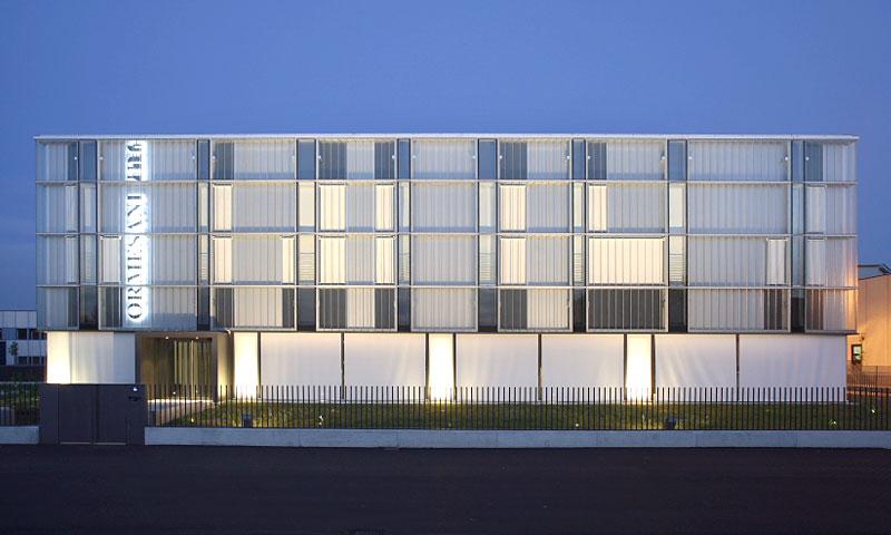 Costruzioni metalliche costruzioni architettoniche in acciaio - cinquantacinque