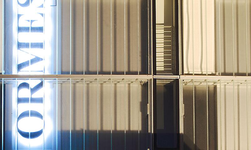 Costruzioni metalliche costruzioni architettoniche in acciaio - cinquantasei