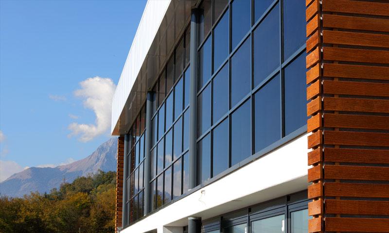 Costruzioni metalliche costruzioni architettoniche in acciaio - sessanta
