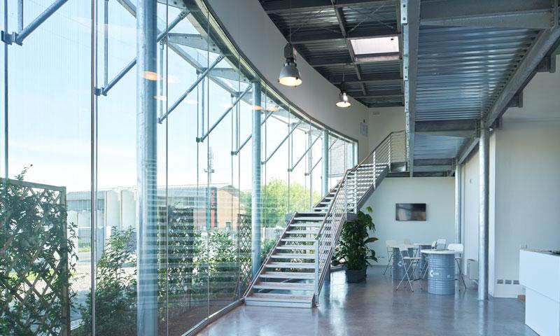 Costruzioni metalliche costruzioni architettoniche in acciaio - tredici