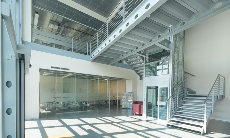Costruzioni metalliche costruzioni architettoniche in acciaio - diciannove