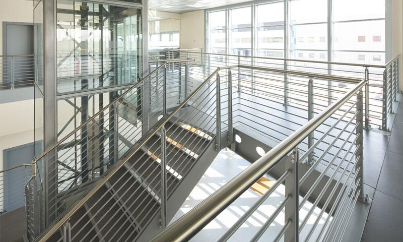 Costruzioni metalliche costruzioni architettoniche in acciaio architettura d'interni