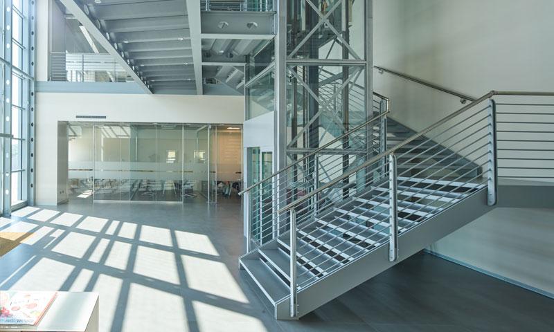 Costruzioni metalliche costruzioni architettoniche in acciaio - quaranta