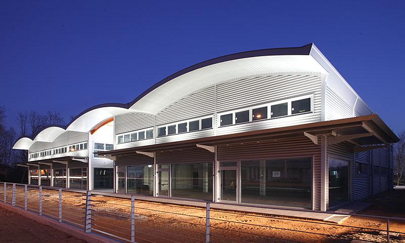 Costruzioni metalliche costruzioni architettoniche in acciaio - quindici