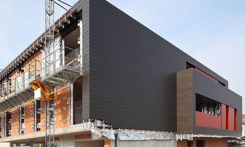 Costruzioni metalliche costruzioni architettoniche in acciaio - ventidue