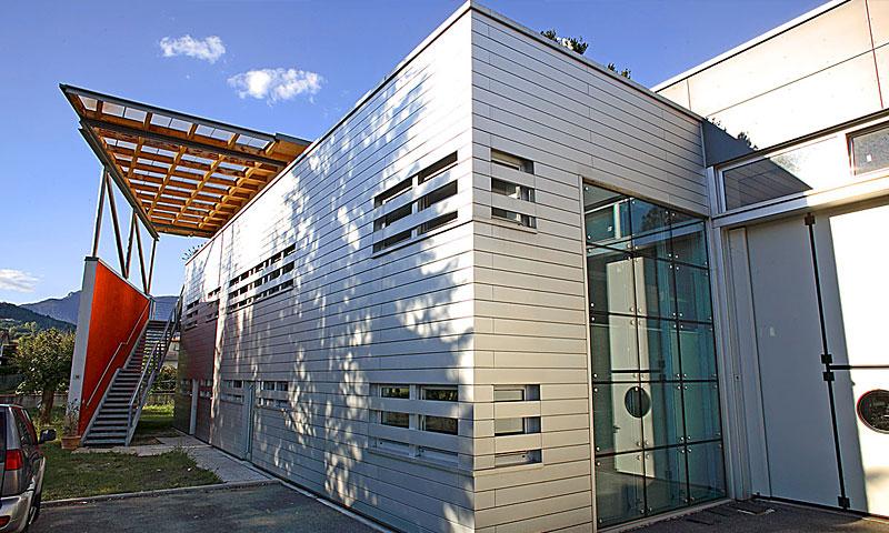 Costruzioni metalliche costruzioni architettoniche in acciaio - cinquantatre