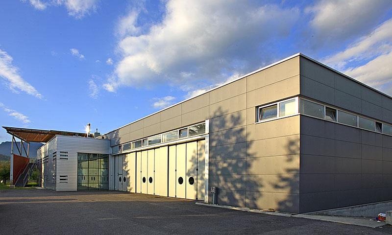Costruzioni metalliche costruzioni architettoniche in acciaio - cinquantasette