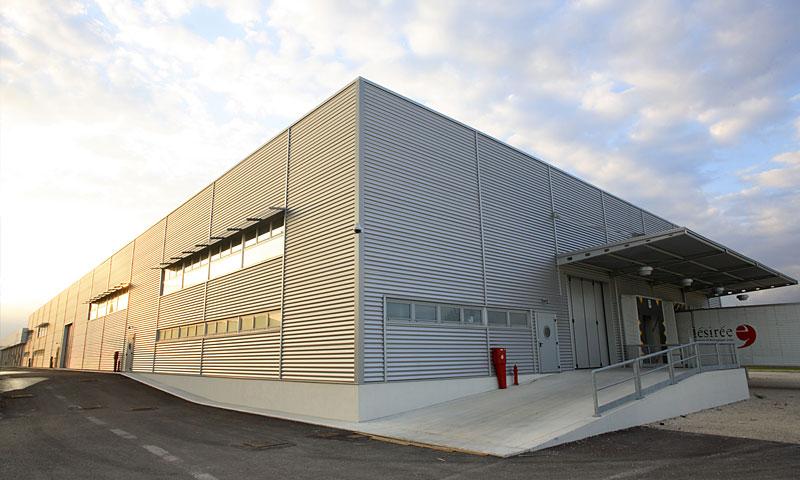 Costruzioni metalliche costruzioni architettoniche in acciaio - trentatre