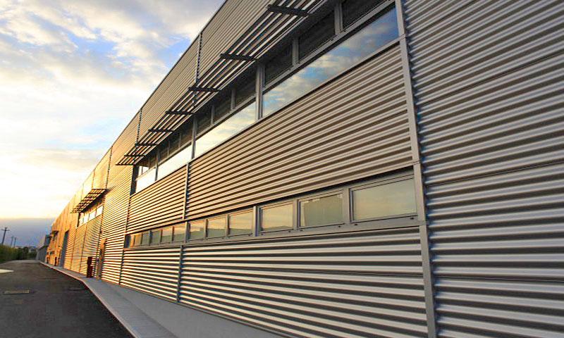 Costruzioni metalliche costruzioni architettoniche in acciaio - trentotto