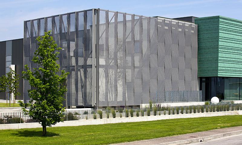 Costruzioni metalliche costruzioni architettoniche in acciaio - ventitre