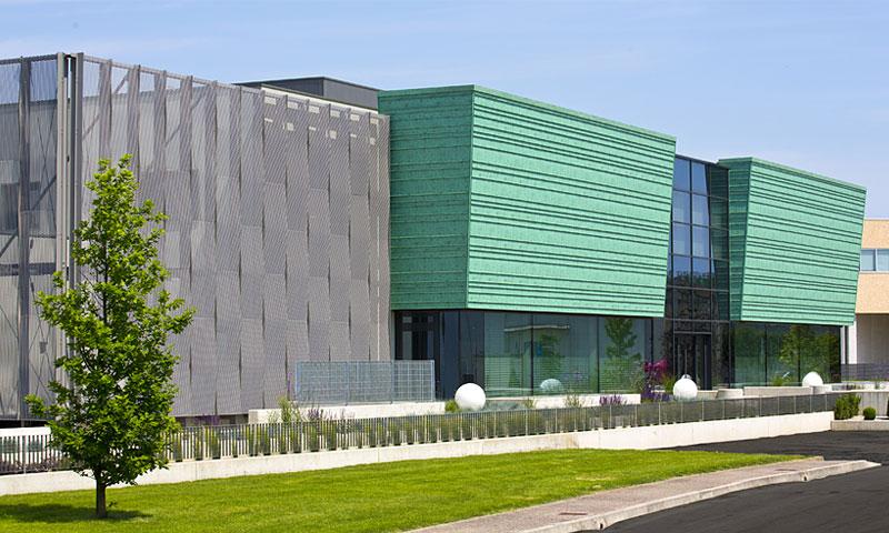 Costruzioni metalliche costruzioni architettoniche in acciaio - dodici
