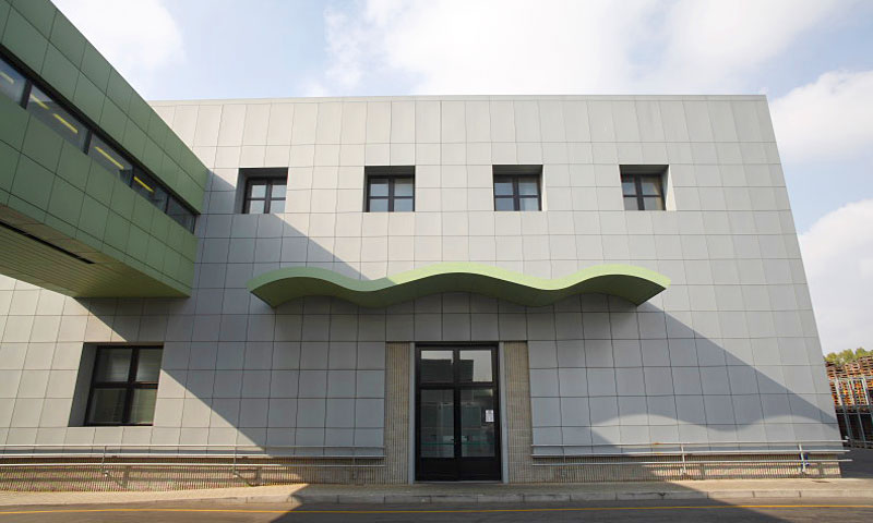 Costruzioni metalliche costruzioni architettoniche in acciaio - sessantotto