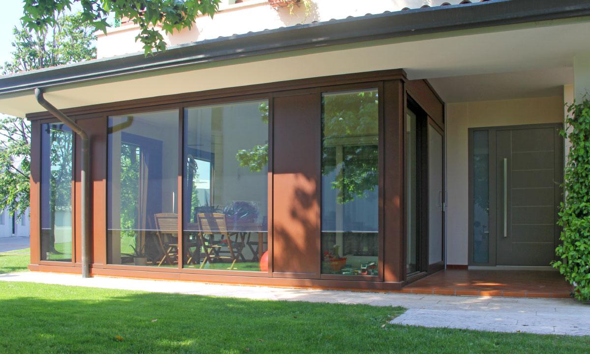 Serramenti in alluminio infissi finestre - gallery 02 applicazione serramenti in alluminio