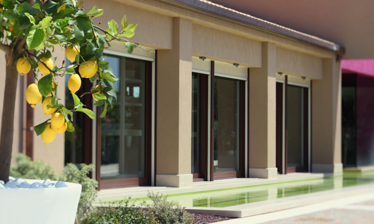 Serramenti in alluminio infissi finestre - gallery 05 applicazione serramenti in alluminio