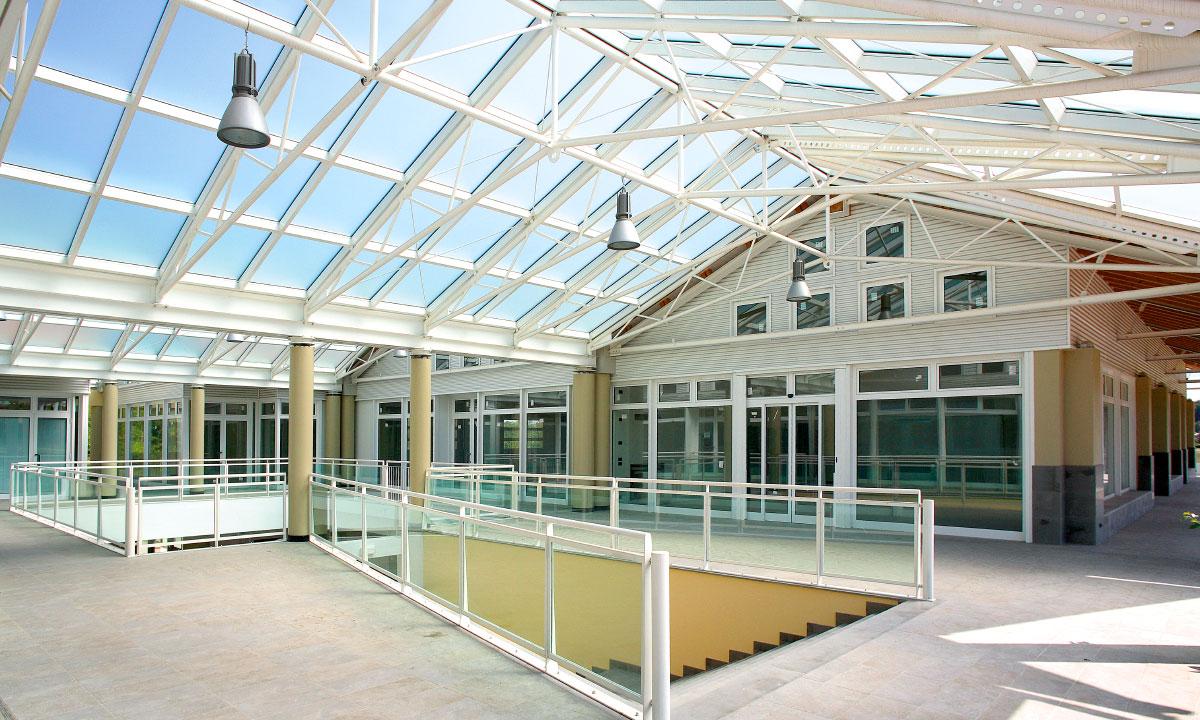 Serramenti in alluminio infissi finestre - gallery 06 applicazione industriale serramenti in alluminio