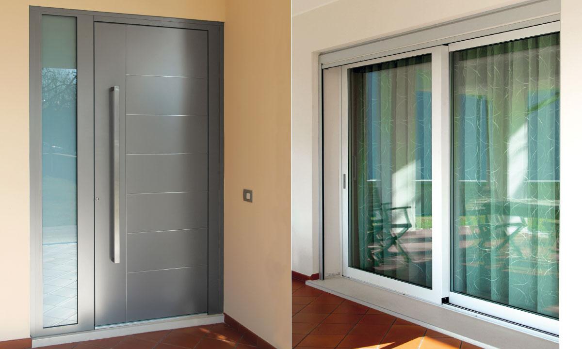 Serramenti in alluminio infissi finestre - gallery 08 applicazione serramenti in alluminio