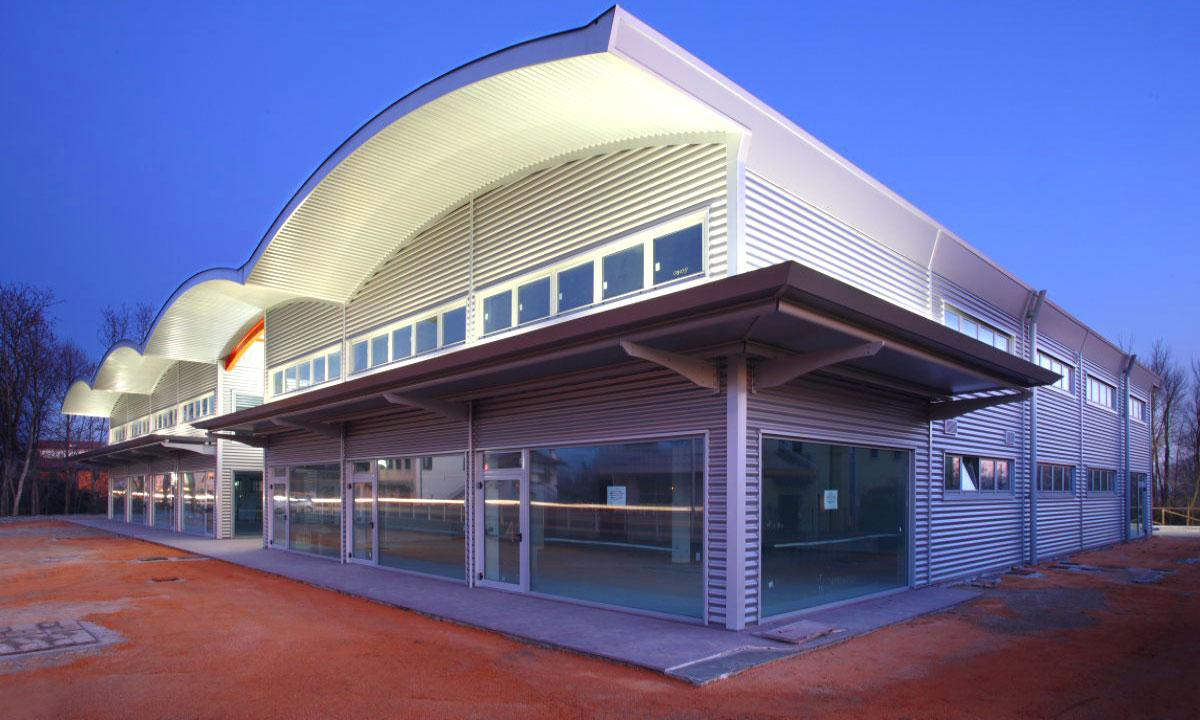 Serramenti in alluminio infissi finestre - gallery 09 applicazione industriale serramenti in alluminio