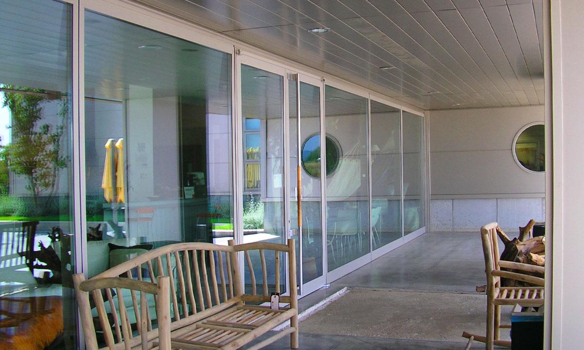 Serramenti in alluminio infissi finestre - gallery 10 applicazione civile serramenti in alluminio