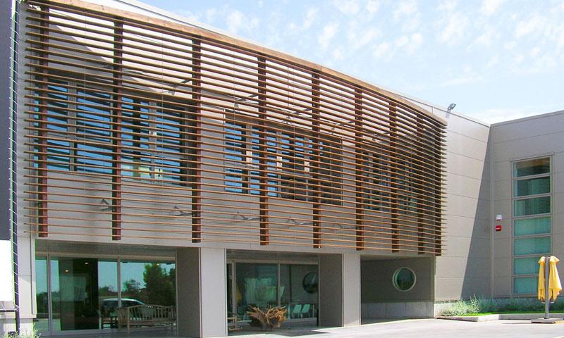 Costruzioni metalliche costruzioni architettoniche in acciaio - ventisette