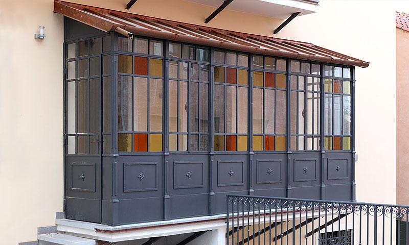 Costruzioni metalliche costruzioni architettoniche in acciaio - trentanove
