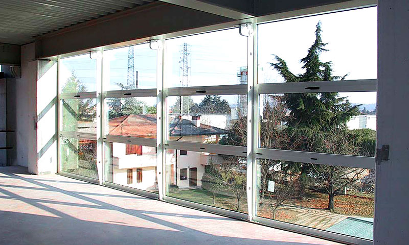 Costruzioni metalliche costruzioni architettoniche in acciaio - quarantanove