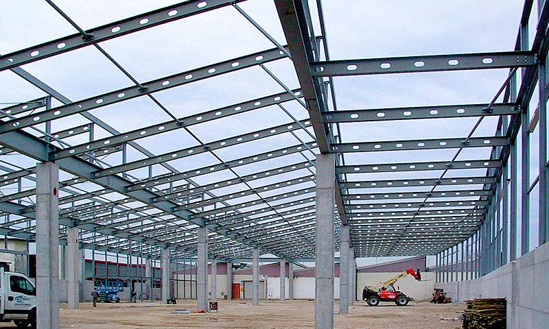 Costruzioni metalliche costruzioni architettoniche in acciaio - scale
