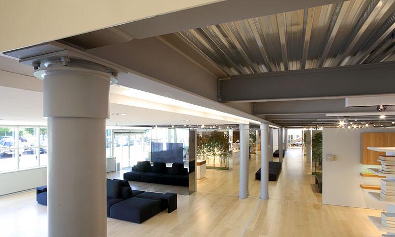 Costruzioni metalliche costruzioni architettoniche in acciaio - sessantacinque