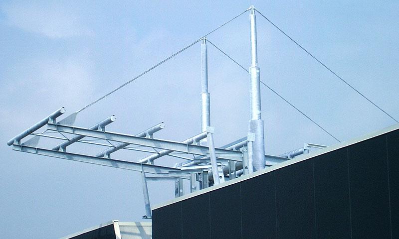 Costruzioni metalliche costruzioni architettoniche in acciaio - quarantase