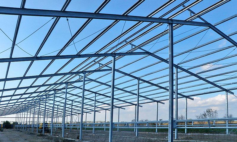 Costruzioni metalliche costruzioni architettoniche in acciaio - cinquanta