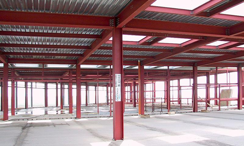 Costruzioni metalliche costruzioni architettoniche in acciaio - sessantuno