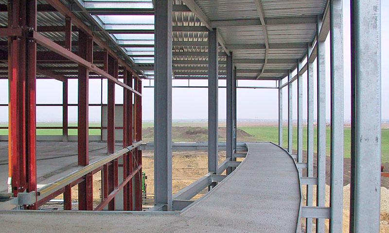 Costruzioni metalliche costruzioni architettoniche in acciaio - sessantatre