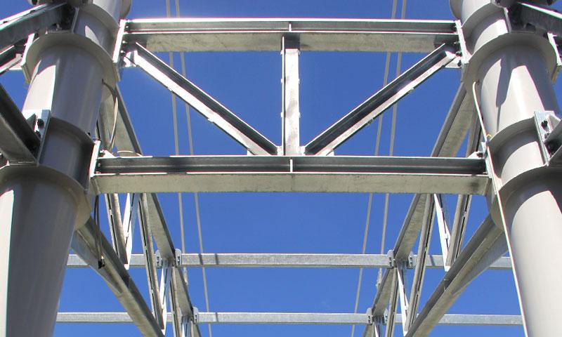Costruzioni metalliche costruzioni architettoniche in acciaio - serramenti metallici esterni