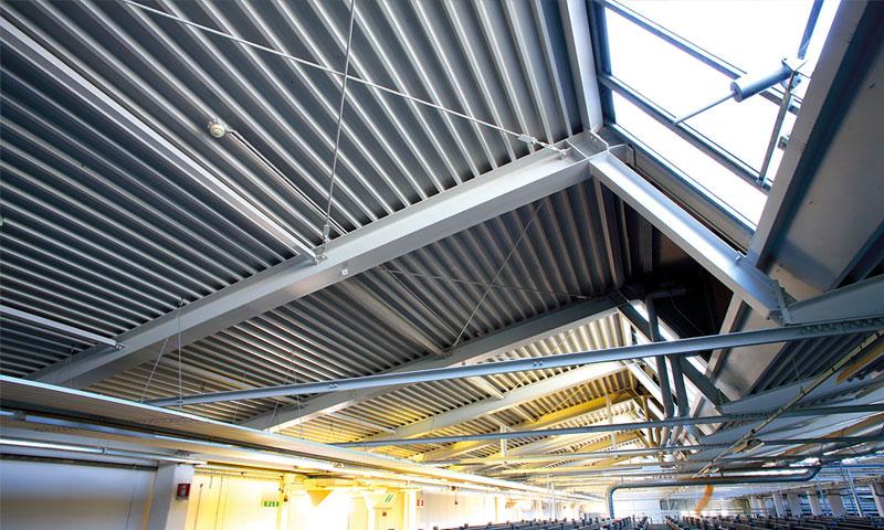 Costruzioni metalliche costruzioni architettoniche in acciaio - quarantuno